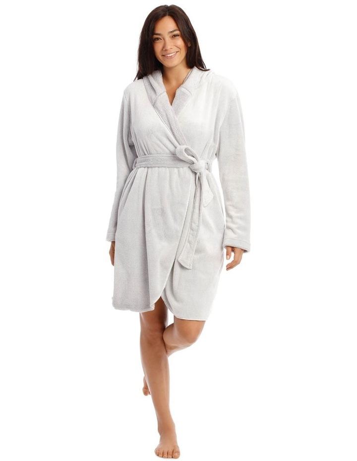 Cosy Comfort Fleece Robe image 1