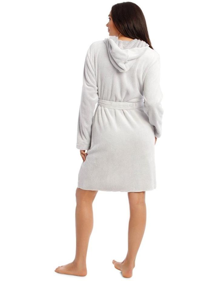 Cosy Comfort Fleece Robe image 2