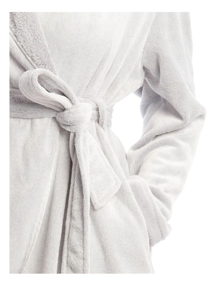 Cosy Comfort Fleece Robe image 3