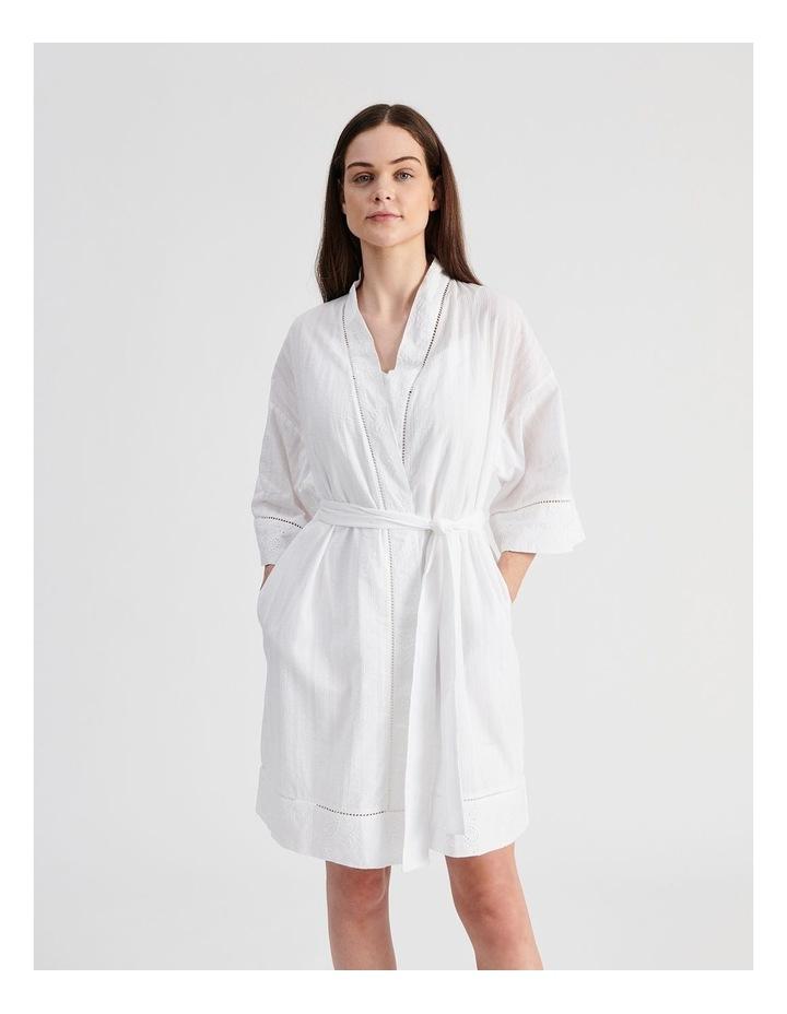 Seersucker Robe image 1