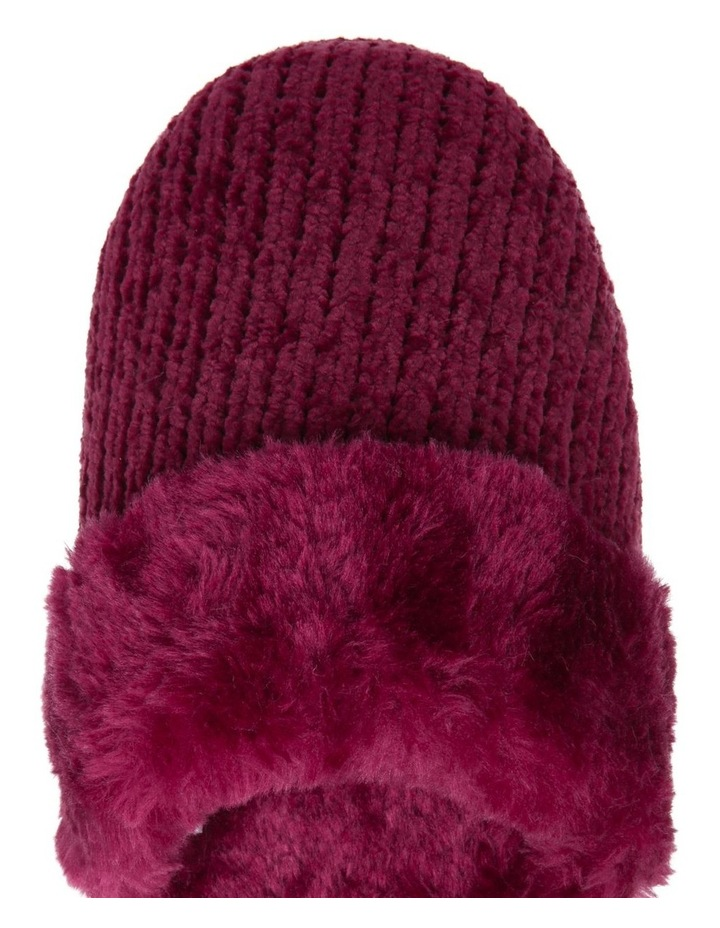 Chenille Slippers image 3