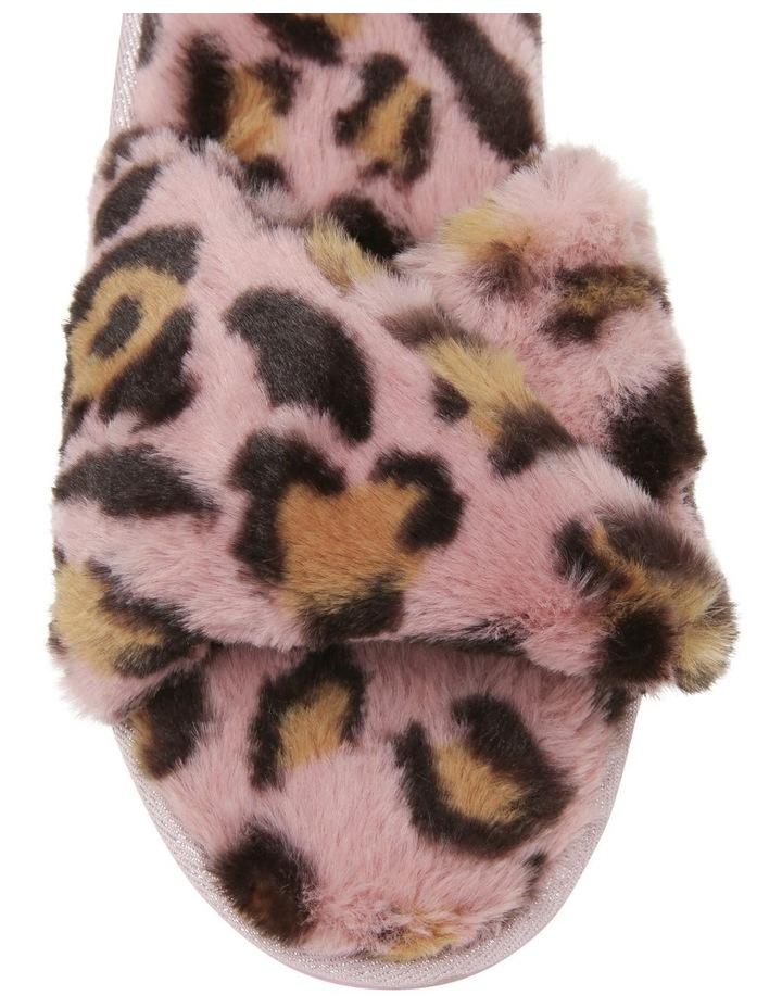 Twist Fur Slippers image 3