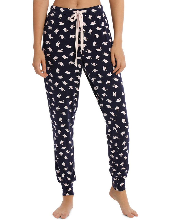 Counting Stars Long Jersey Cuff Pant SCLW18040 image 1
