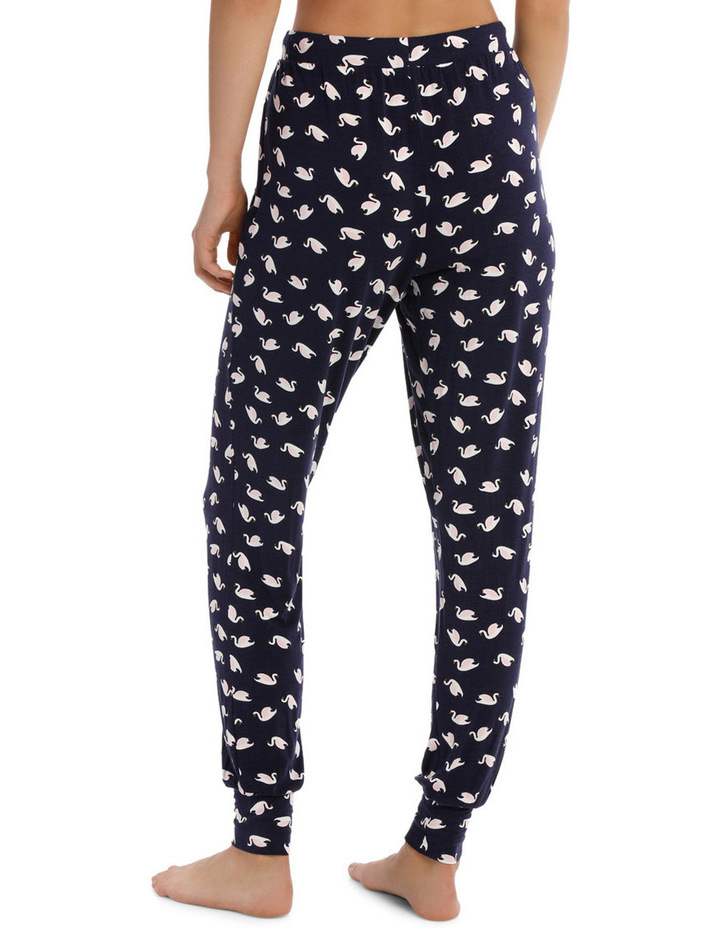 Counting Stars Long Jersey Cuff Pant SCLW18040 image 2