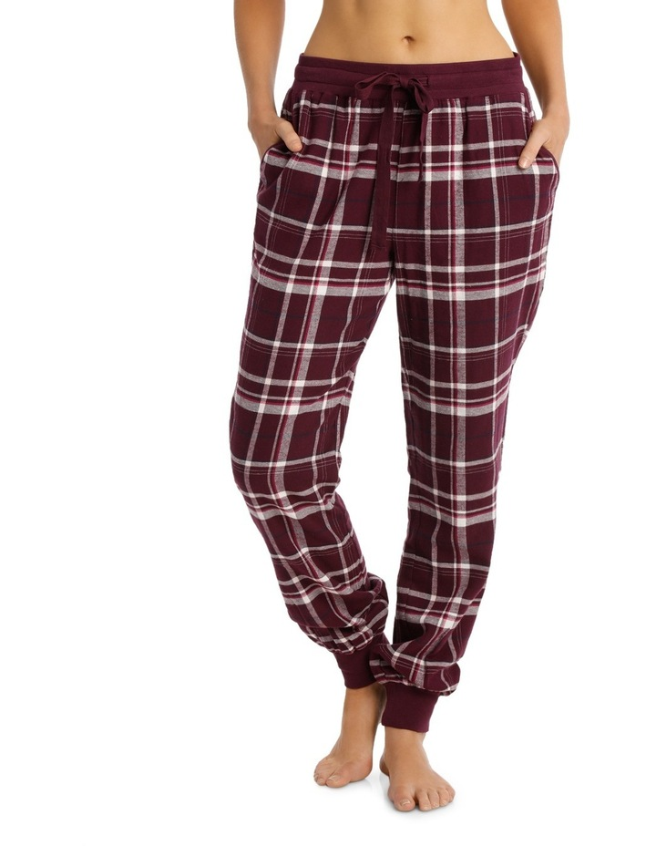 Little Willow Flannel Cuff Pant SCLW18003 image 1