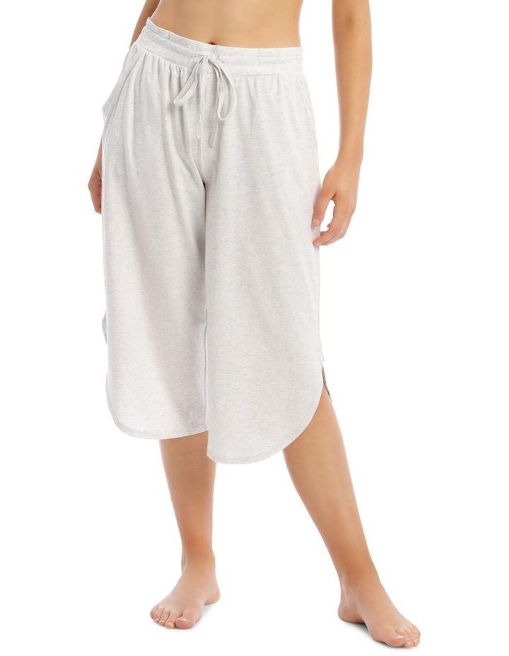 Galentines Cotton Modal Split Leg Pant image 1