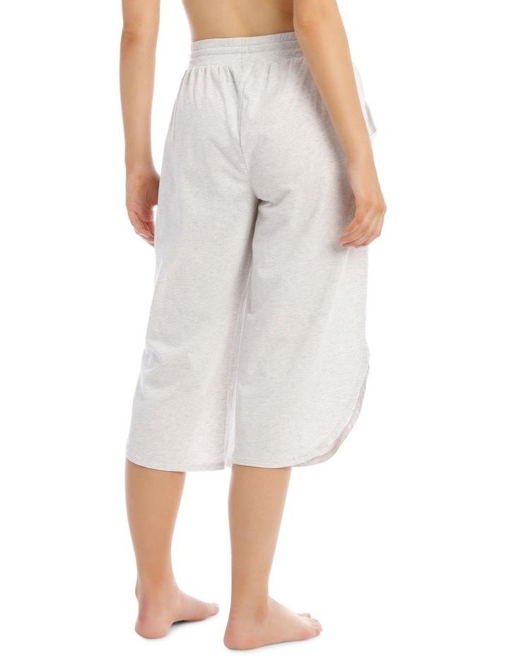 Galentines Cotton Modal Split Leg Pant image 2