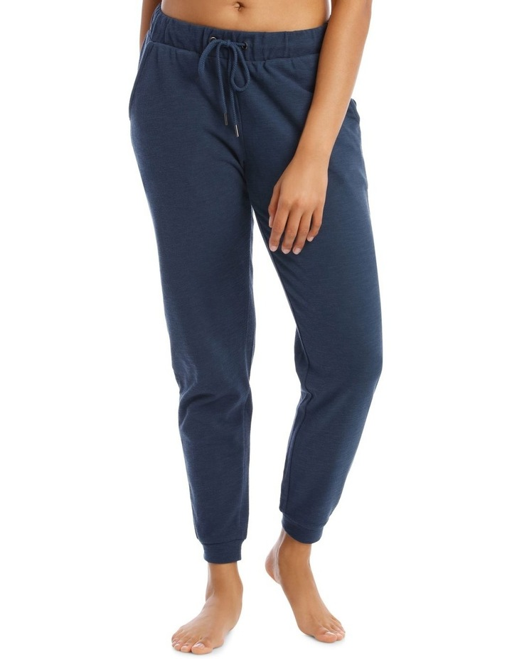Cotton Comfort Cotton Rich Terry Cuff Pant image 1