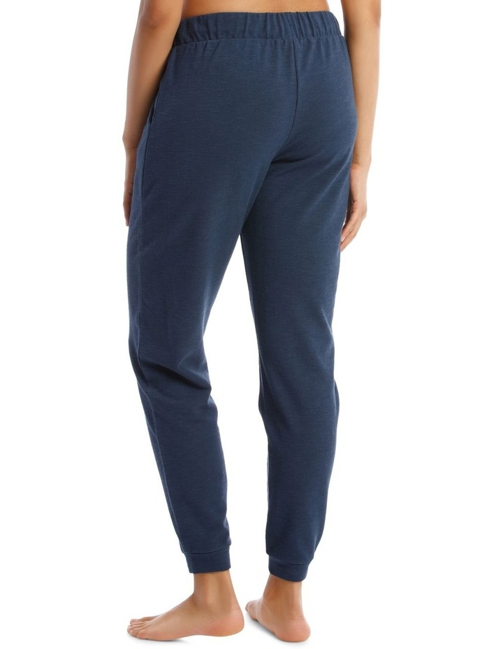 Cotton Comfort Cotton Rich Terry Cuff Pant image 2