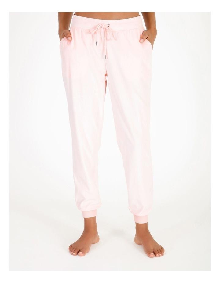 Velour Cuff Pant image 1