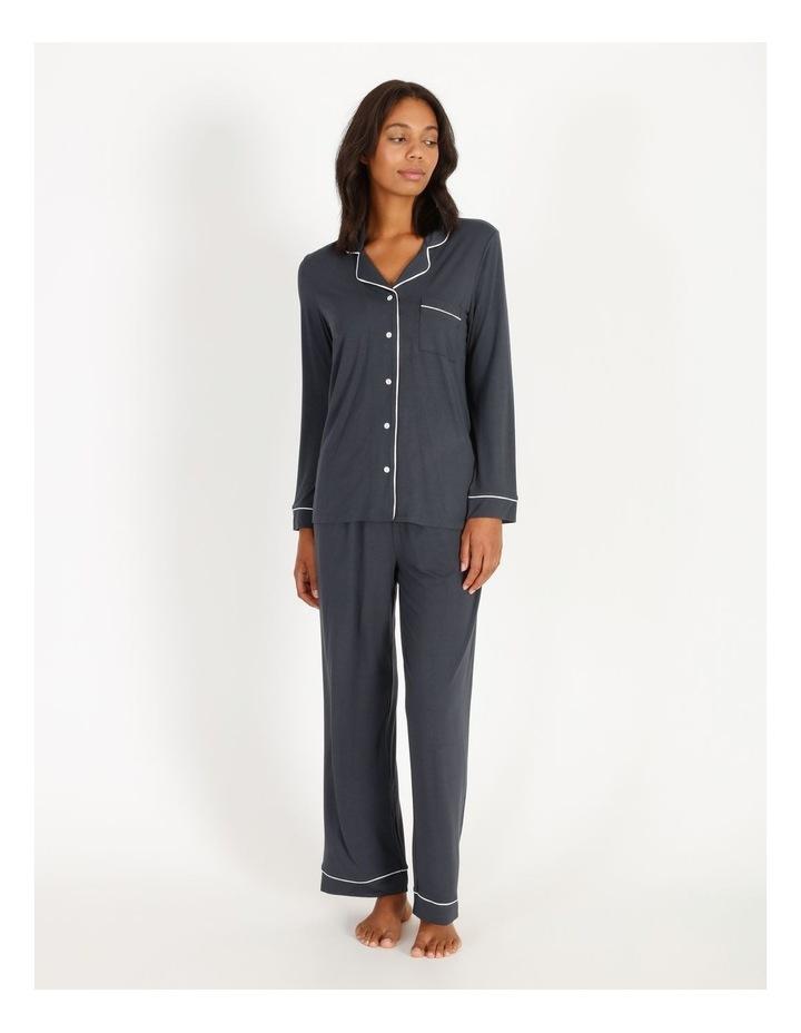 Bamboo Long-Sleeve Pyjama Set image 1
