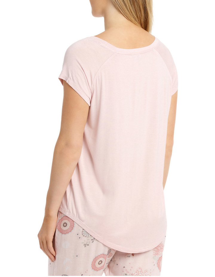 Swept Away Short Sleeve Top SCLS18039 image 2