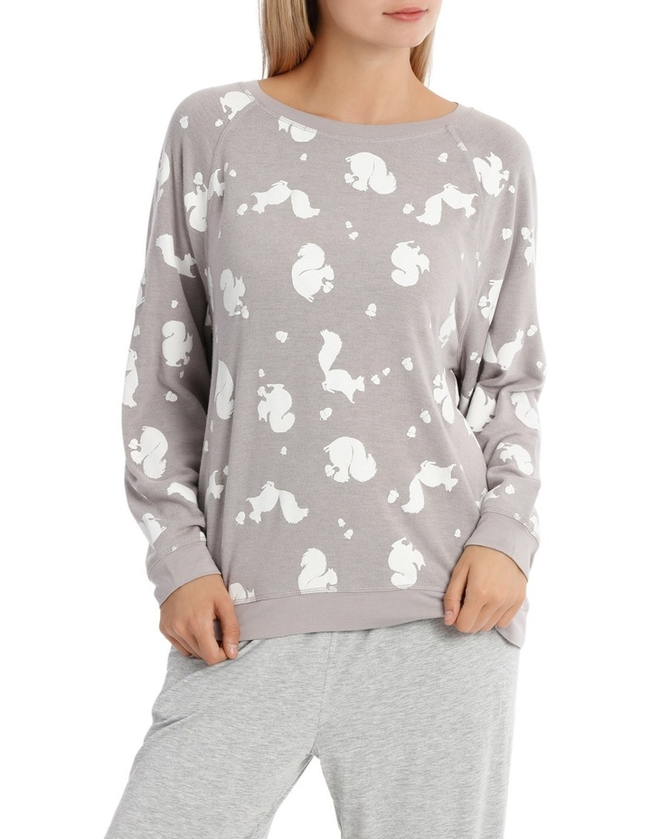 Little Willow Long Sleeve Soft Slouch Top SCLW18052 image 1