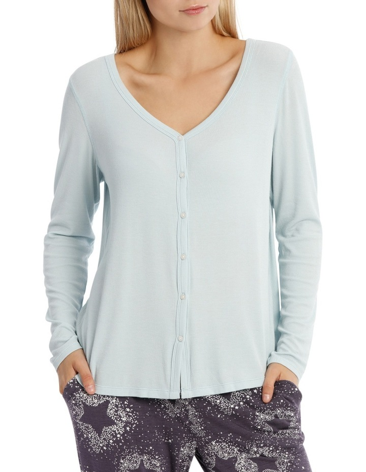 Little Willow Long Sleeve Henley Top SCLW18005 image 1