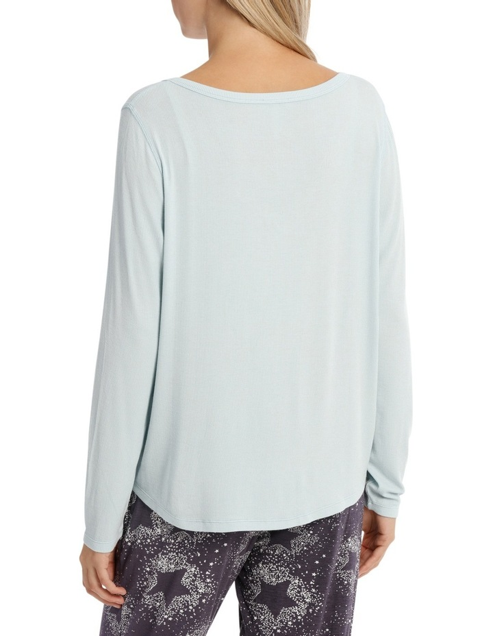 Little Willow Long Sleeve Henley Top SCLW18005 image 2