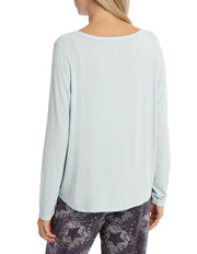 Chloe & Lola - Little Willow Long Sleeve Henley Top SCLW18005