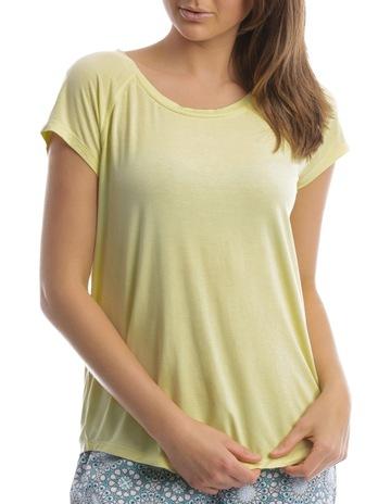 4dd5cb67a212 Chloe   LolaPure Basics Bamboo Short Sleeve Tee SCLS19006