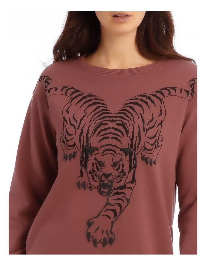 Animal Instinct Tiger Jumper image 3