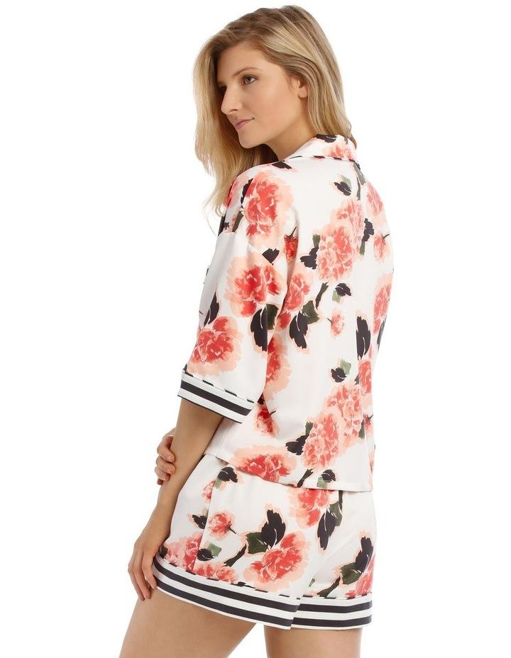 Blooming Romance Short Sleeve PJ Top image 2