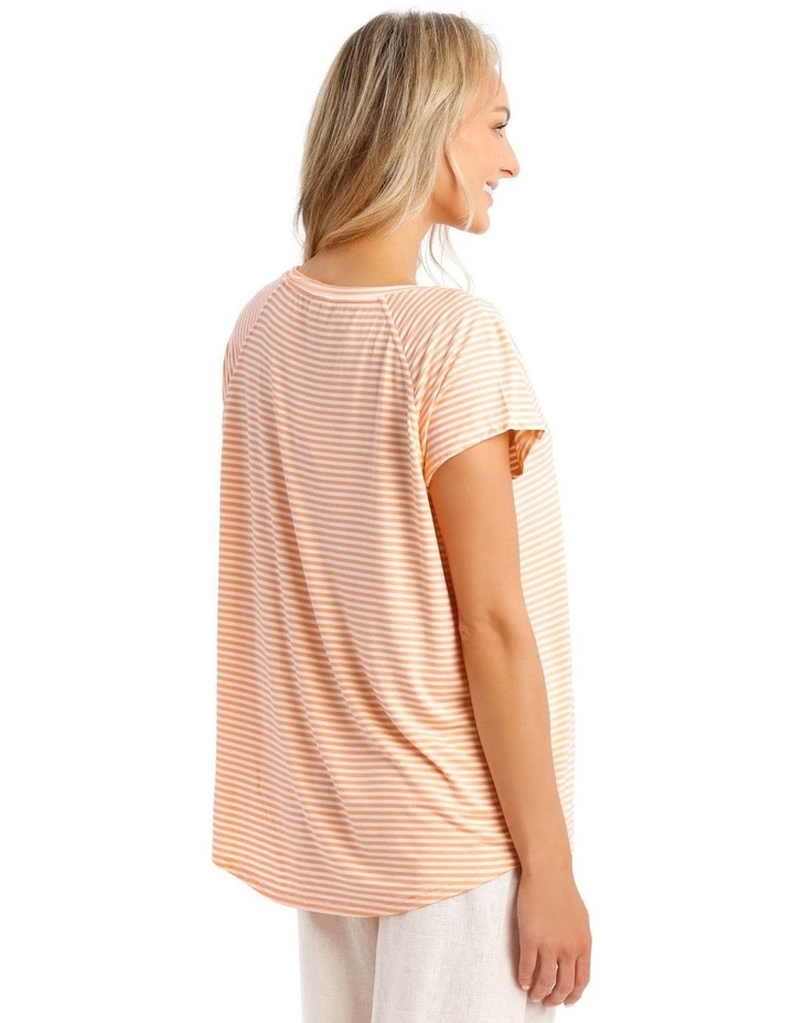 Short Sleeve Tee Pure Comfort Made From Bamboo Elastane image 2