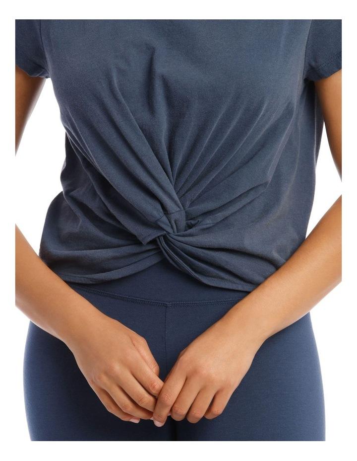 Short Sleeve Boxy Tee image 3