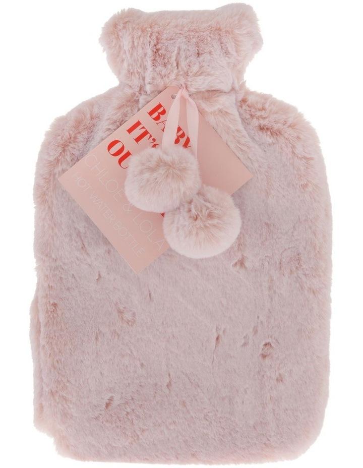 Fur Hot Water Bottle image 1