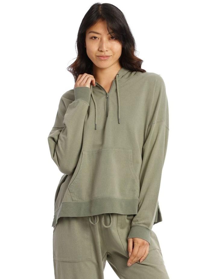 3/4 Zip Sweatshirt image 1