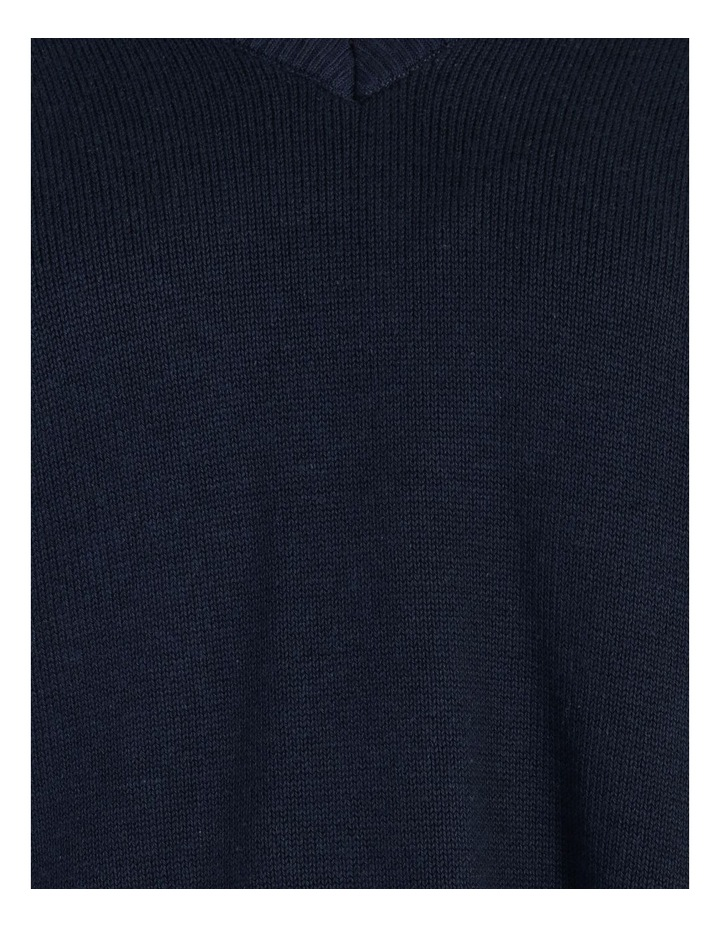 Fully Fashioned V-Neck Top image 5