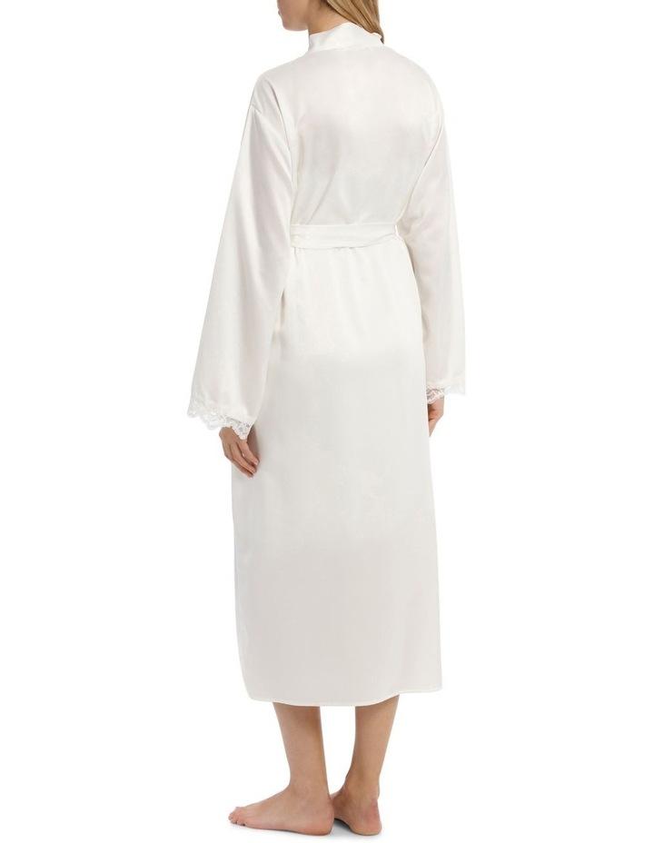 Satin Basics Long Robe image 2