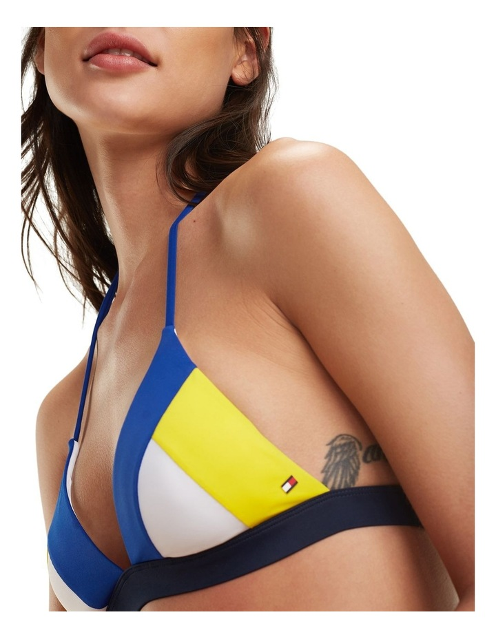 Swim Retro Triangle Bikini Top image 3