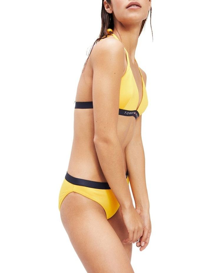 Swim Fixed Triangle Logo Bikini Top image 3