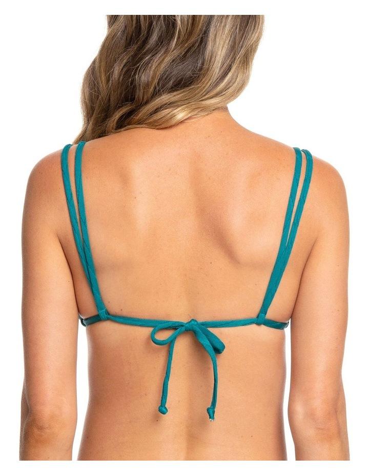 Tidal Times Tiki Tri Bikini Top image 3