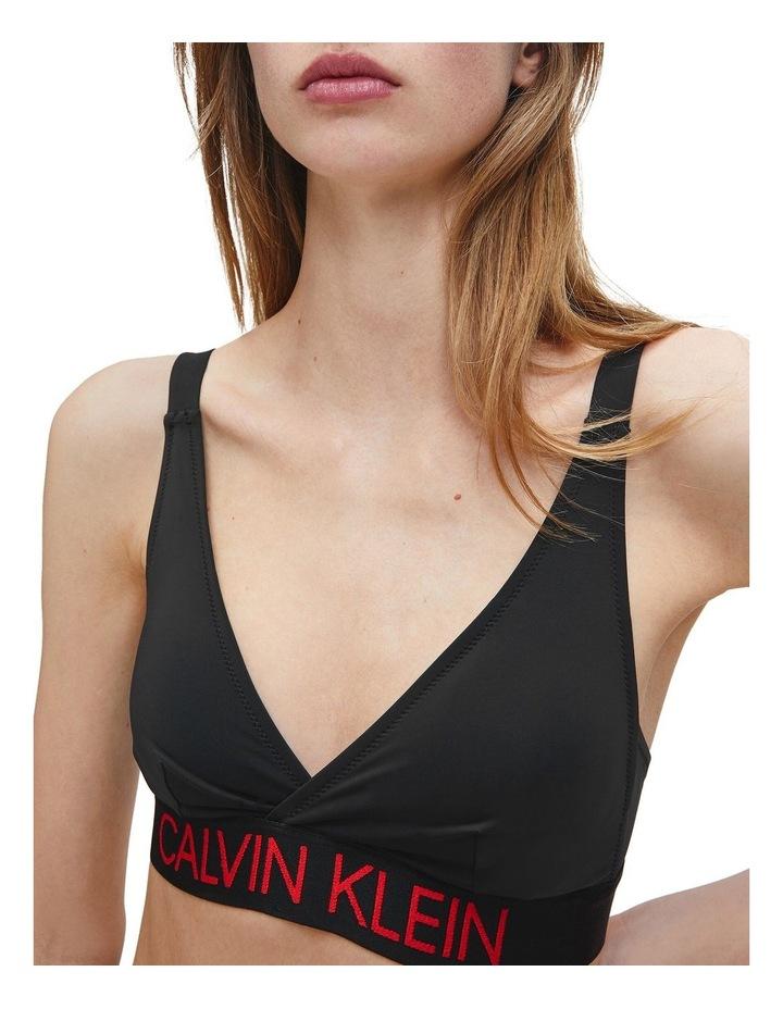Calvin Klein Swim CK Curve High Apex Triangle KW00893 image 1