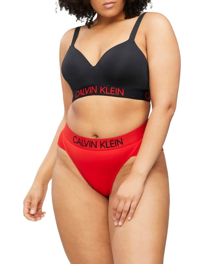 Calvin Klein Swim CK Curve Demi Bralette KW00919 image 2