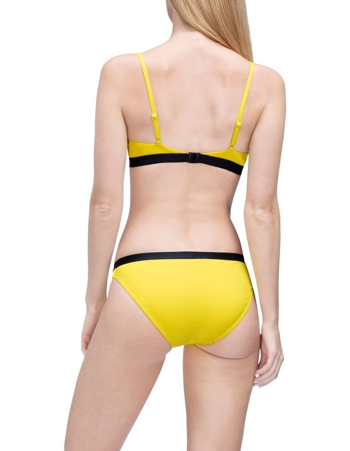 Swim Classic Logo Waistband Bikini Bottoms image 2
