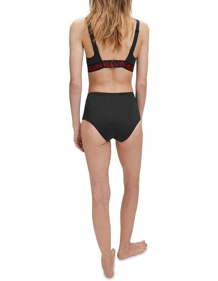 Calvin Klein Swim CK Curve High Waist Bikini KW00941 image 6