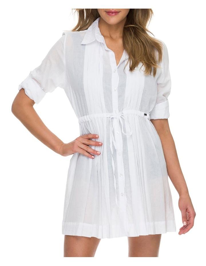 Resort Drawstring Shirt DreShort Sleeve image 1