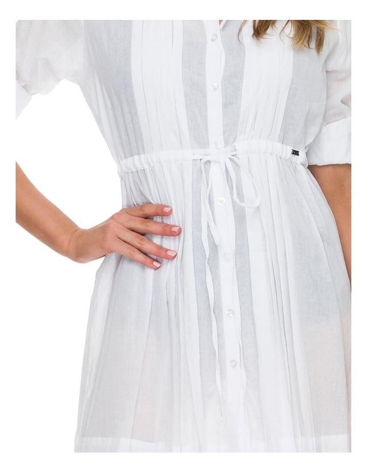 Resort Drawstring Shirt DreShort Sleeve image 3