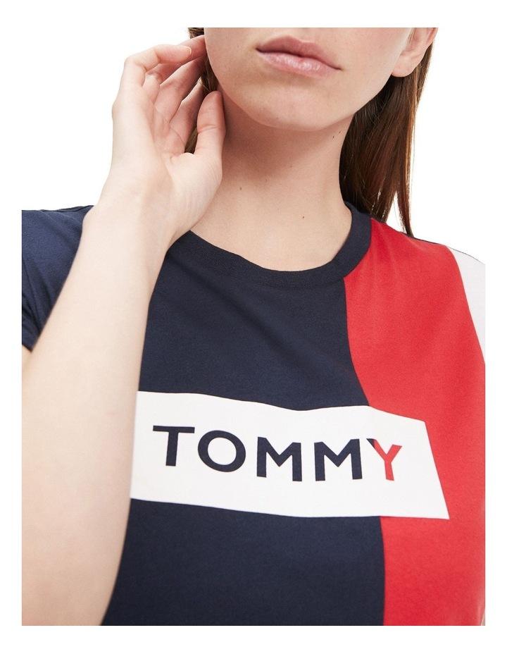 Swim Tommy Bold Tshirt Dress image 3