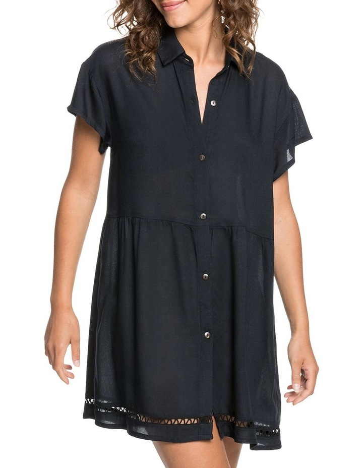 Beauty Truth Short Sleeve Shirt Beach Dress image 1
