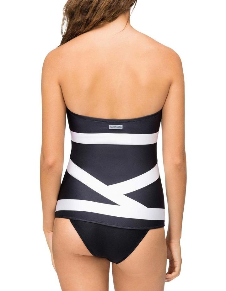 Swim Core Abstract-S Swim Kw00670_000 One Piece Swimwear Kw00670_000 image 2