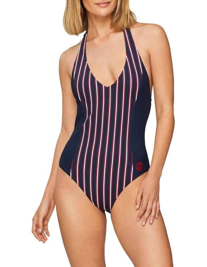 Swim Hilfiger Stripes One Piece UW0UW02381_0G3 image 1