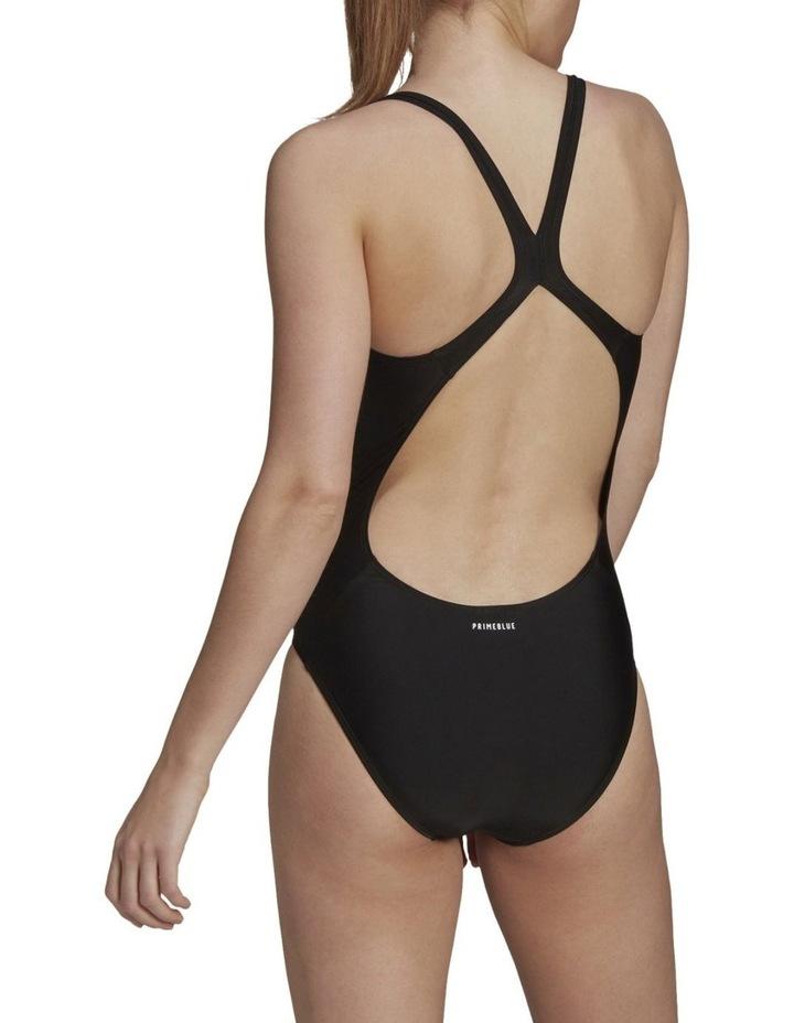 Sh3.Ro Solid Swimsuit Black/White image 2