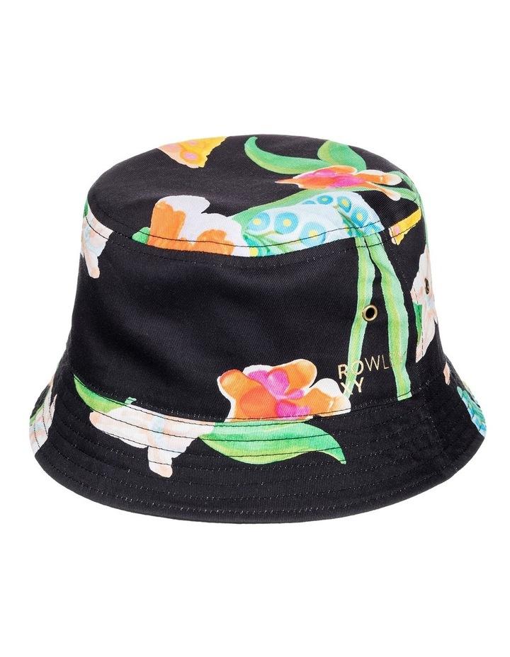 Rowley X Roxy Black Bucket Hat image 1
