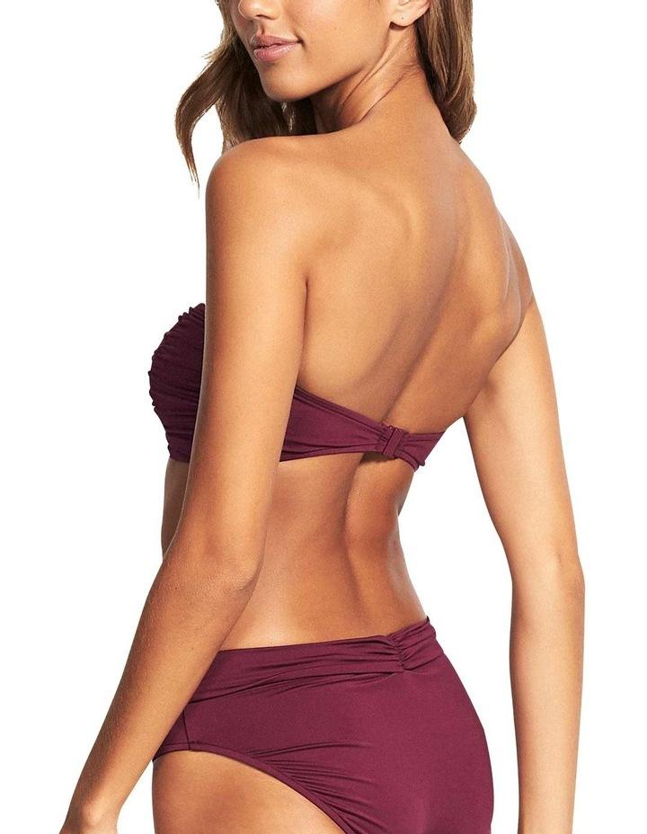 Seafolly Separates Ruched Bandeau Bikini Top image 2