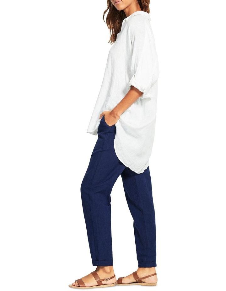 Beach Edit Linen Long Sleeve Shirt image 2