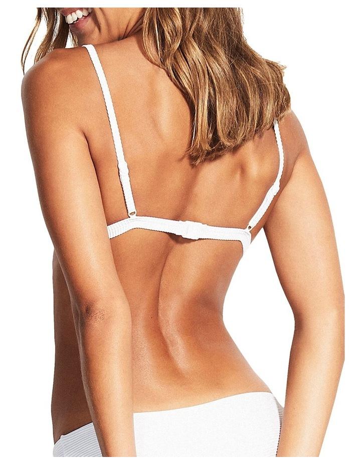 Separates Fixed Tri Bra Bikini Top image 3