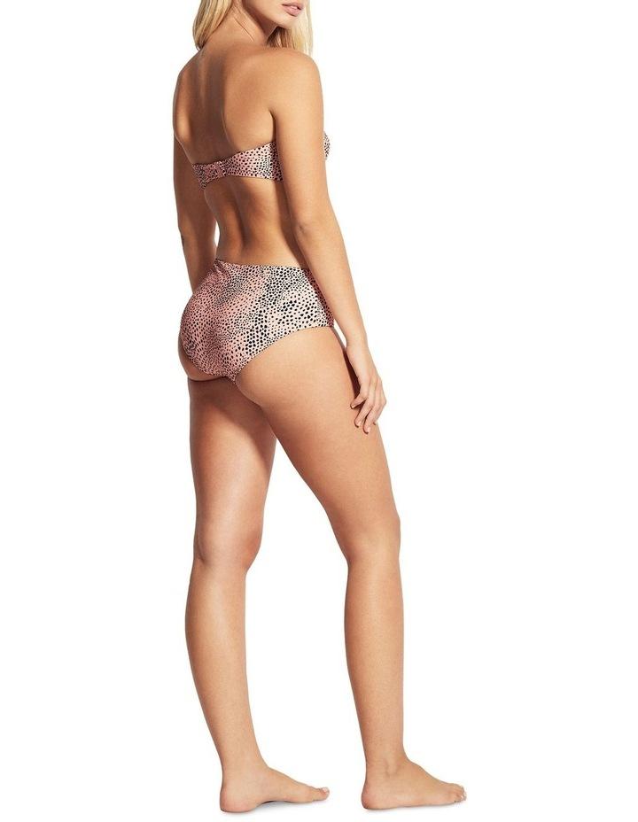Safari Spot Wide Side Retro Bikini Pant image 3