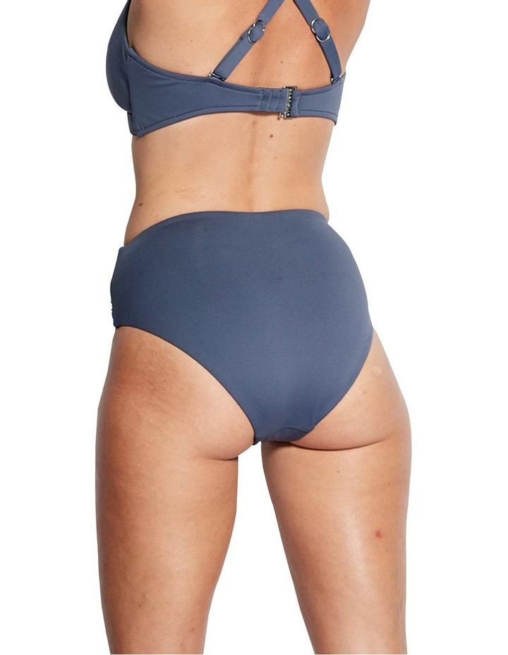 High Waist Wrap Front Pant Brief 40643-065 image 2