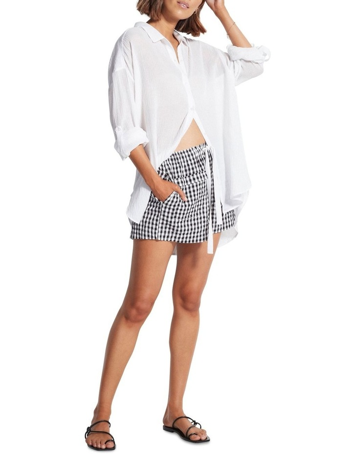Check In Gingham Shorts 54284-SH image 2